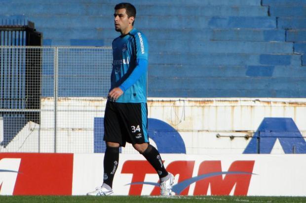 Reintegrado ao grupo, André Lima pediu para ficar no Grêmio Tatiana Lopes/Agencia RBS