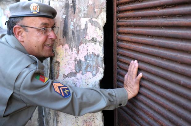 Projeto Chambrin: três décadas de um segredo de Estado Fernando Gomes/Agencia RBS