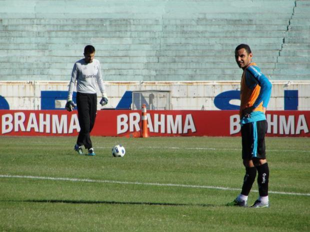 Sport desiste da contratação do zagueiro Rafael Marques, do Grêmio Vinicius Rebello/Agencia RBS
