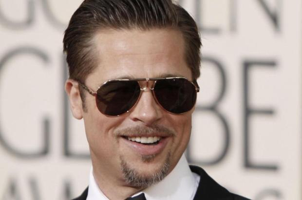 Brad Pitt diz que quer parar de atuar aos 50 anos Ver Descrição/Ver Descrição