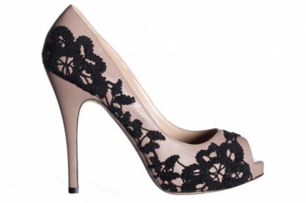 Concurso elege o sapato mais sexy do mundo FashionBlog.it/Divulgação /