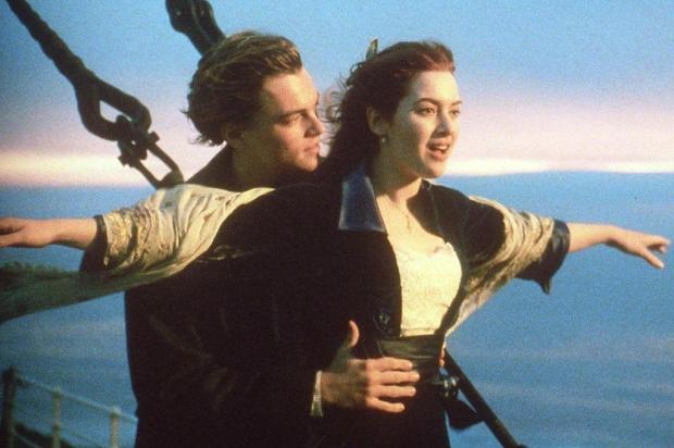 Titanic será relançado em 3D no dia do centenário do naufrágio Divulgação/Ver Descrição
