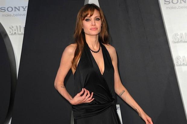 Angelina Jolie faz dieta de 600 calorias diárias, diz revista Socialite Life, Reprodução/