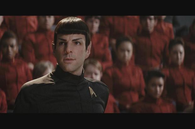Novo Star Trek de J.J. Abrams será lançado em 3D Paramount/Divulgação