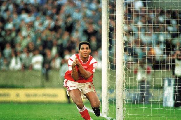 Antes da despedida, Fabiano relembra seus melhores momentos no Inter Valdir Friolin/Agencia RBS