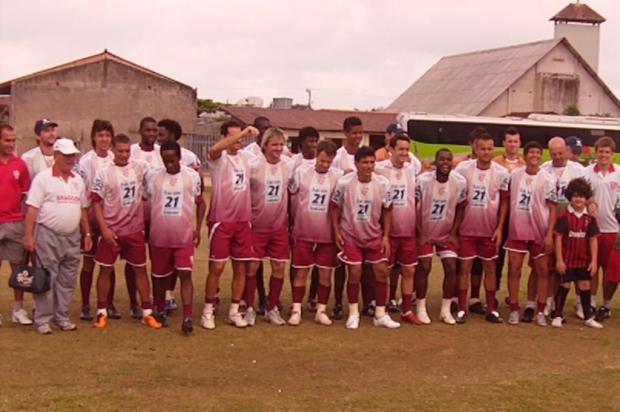 Gauchão 2012: Com nomes conhecidos no elenco, São Luiz visa fases finais nos dois turnos Divulgação/São Luiz