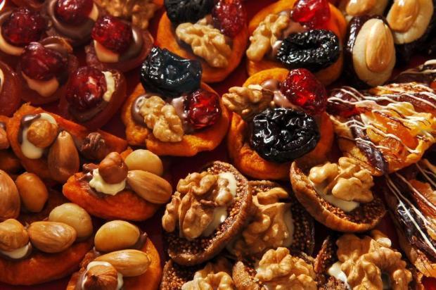 Ministério da Agricultura recomenda cuidados na compra de oleaginosas e frutas cristalizadas Cleber Gomes/Agencia RBS