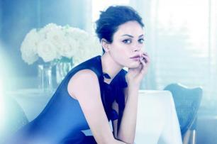 Mila Kunis é a nova garota-propaganda da Dior Dior/Divulgação