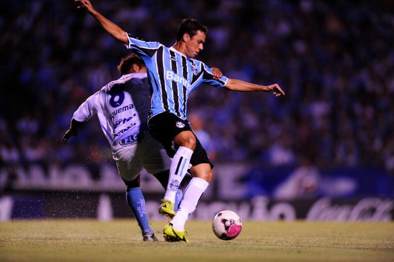 O reforço Marco Antonio também mostrou qualidade dentro de campo:imagem 8