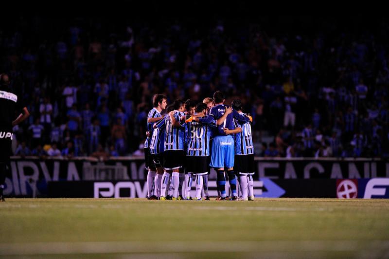 O Grêmio entrou em campo com um time renovado:imagem 6