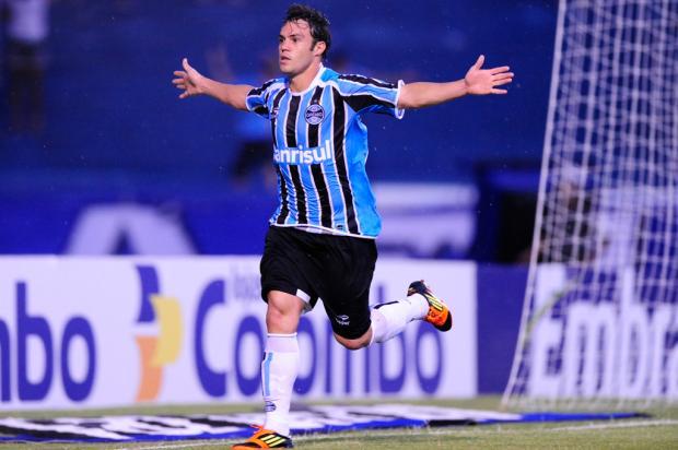 Com gol de Kleber, Grêmio vence o São Luiz por 1 a 0 no Olímpico Ricardo Duarte/