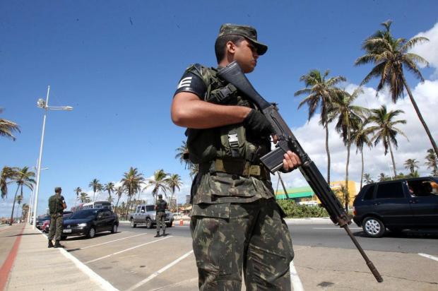 Capital baiana já registra 79 homicídios desde o início da greve da PM Lúcio Távora/AE