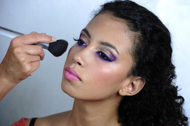 Confira como fazer maquiagem de Carnaval Fernando Salazar,Especial/Agencia RBS