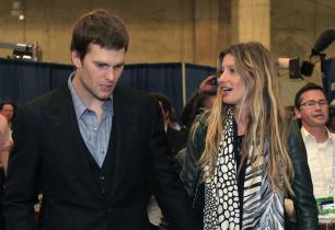 Declaração de Gisele provoca desconforto à equipe do marido Mark Humphrey/AP