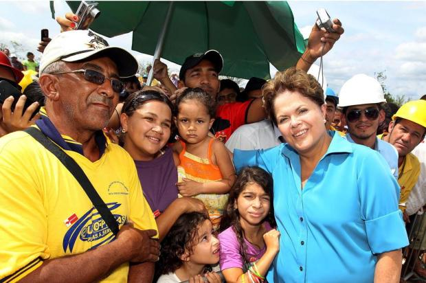 """""""Se anistiar, aí vira um país sem regra"""", diz Dilma sobre PMs grevistas na Bahia Roberto Stuckert Filho/Presidência da República,Divulgação"""