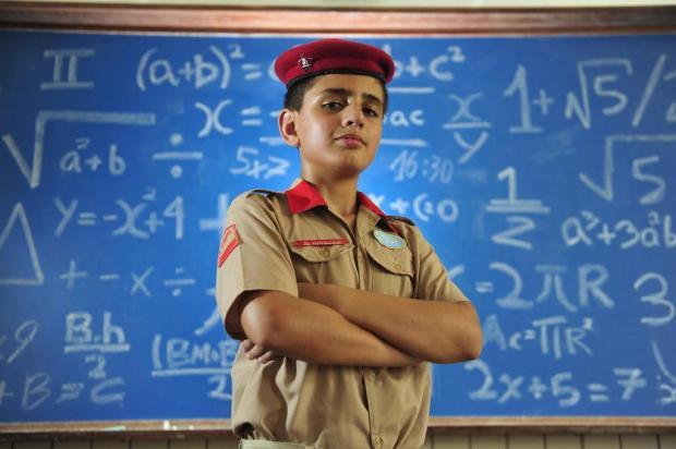 Estudante de 11 anos, aluno do Colégio Militar da Capital, é primeiro lugar em olimpíada brasileira Diego Vara/Agencia RBS