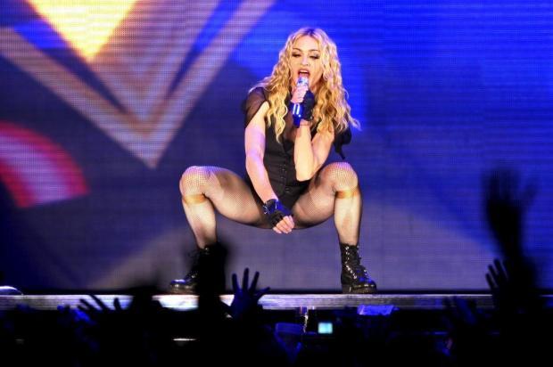 Porto Alegre entra na rota de Madonna Ver Descrição/Ver Descrição