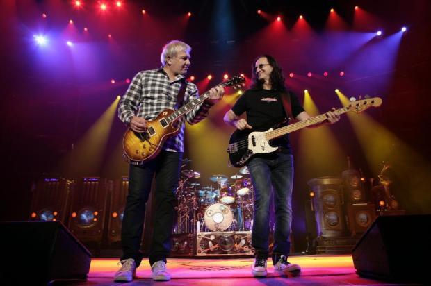 """Rush homenageia álbum clássico no CD e DVD ao vivo """"Time Machine"""" Warner Music/Divulgação"""