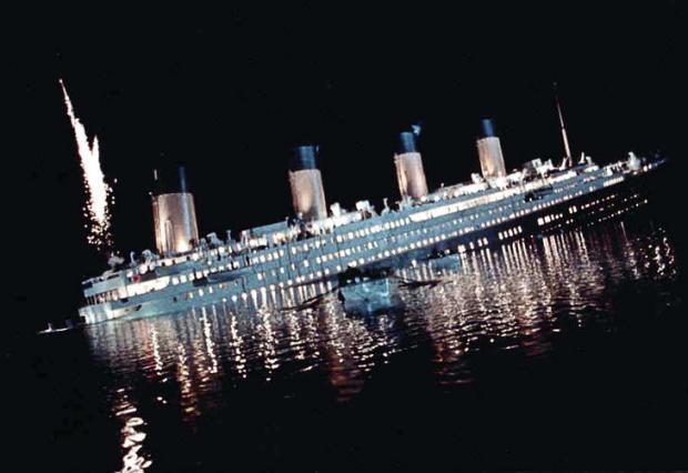 O que o cinema já contou sobre o Titanic Meire W. Wallace/Divulgação