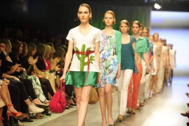 Confira o line up do Donna Fashion Iguatemi outono/inverno 2012 Ricardo Duarte/Agencia RBS
