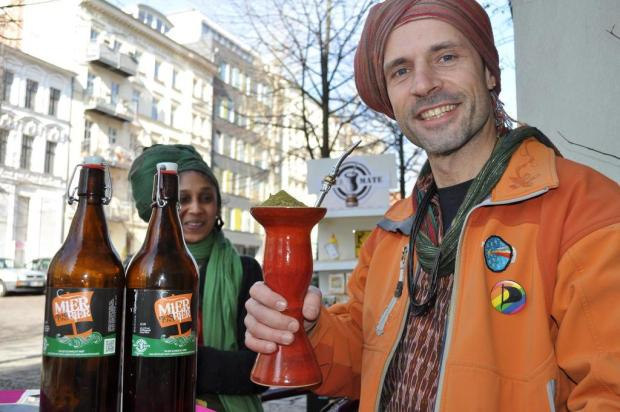 Berlim descobre cerveja artesanal de erva-mate Bruna Amaral/Especial