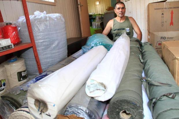 Após previsão de desastre natural, moradores estocam mantimentos em São Francisco de Paula Cleiton Thiele/Especial