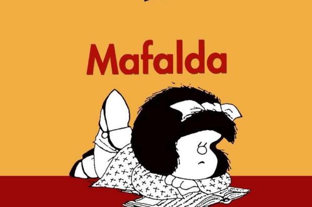 Mafalda completa 50 anos  Ver Descrição/Reprodução