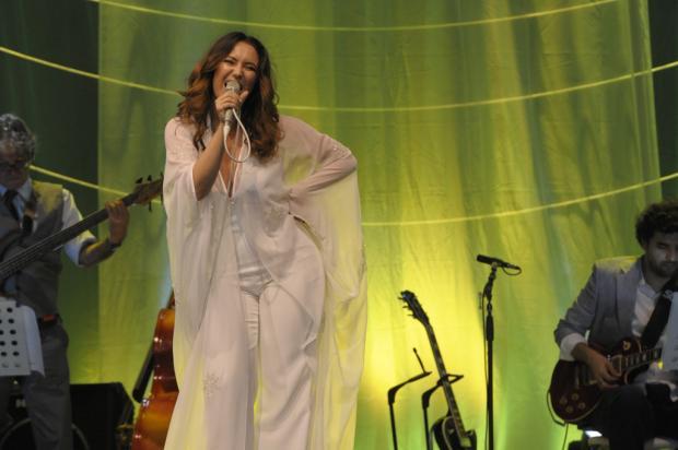 Show de Maria Rita reúne mais de 60 mil pessoas em Porto Alegre Adriana Franciosi/