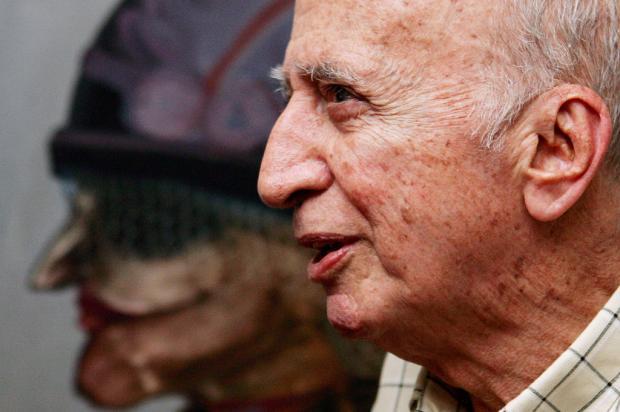 Morre no Rio de Janeiro o escritor Millôr Fernandes Marcos D'Paula, Agência Estado/