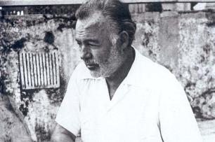 Cartas inéditas revelam lado doce de Ernest Hemingway Divulgação/