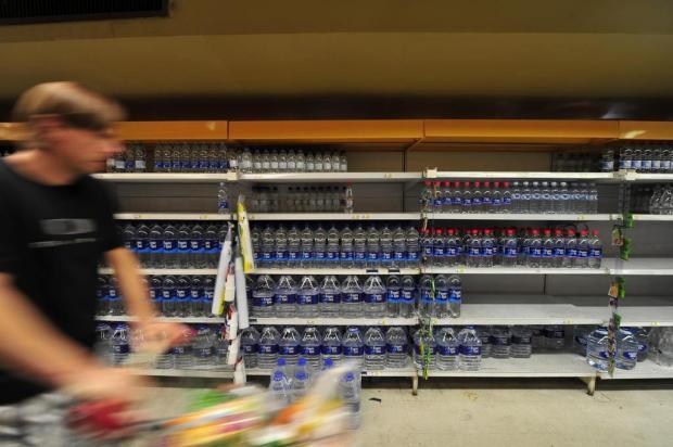 Pesquisa revela que gaúchos estão consumindo mais água mineral Diego Vara/Agencia RBS