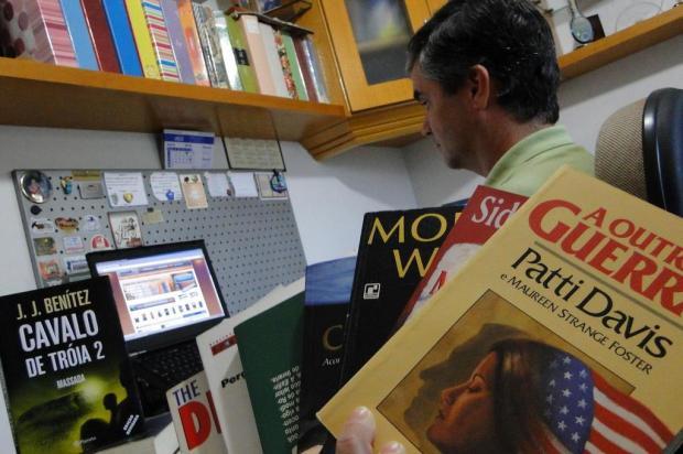 Amantes dos livros e das redes sociais interagem por meio de site desenvolvido em Santo Ângelo Angela Bem/Especial