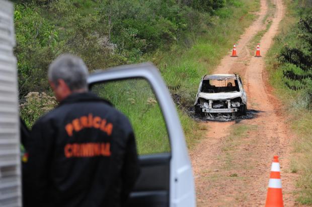 Polícia divulga identidade de trio morto em Triunfo Fernando Gomes/