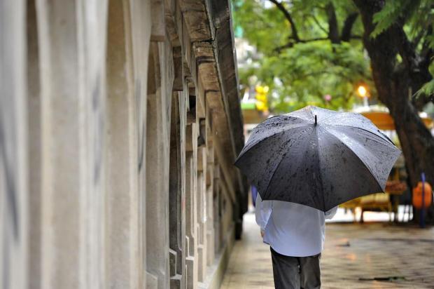 Após fim de semana chuvoso, Estado pode registrar mínima de 0ºC pela primeira vez no ano Lauro Alves/Agencia RBS