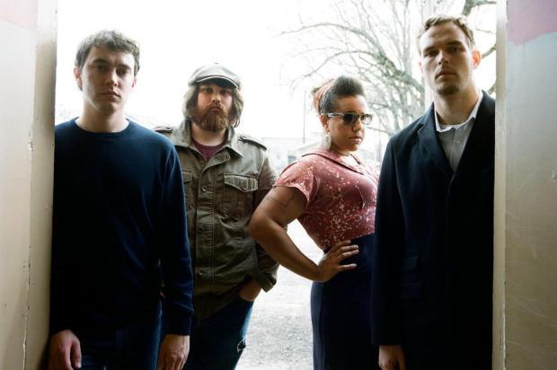 A mistura fina da banda Alabama Shakes Autumn de Wilde/Divulgação