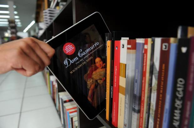 Número de e-books de editoras brasileiras dobrou no último ano Artur Moser/Agencia RBS