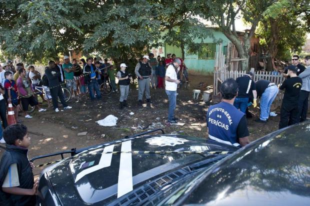 Jovem é degolado em Alvorada Mateus Bruxel/Agencia RBS