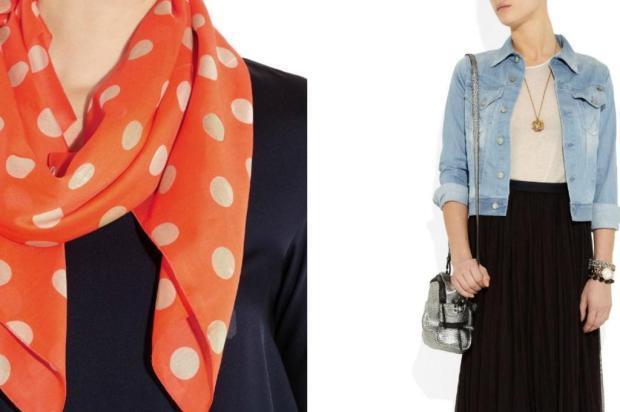 Truques de moda para esconder a barriguinha Divulgação/Net A Porter