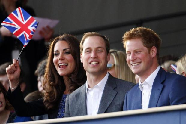 Príncipe Harry está ansioso para ser tio AFP PHOTO / Anthony Devlin /POOL/AFP