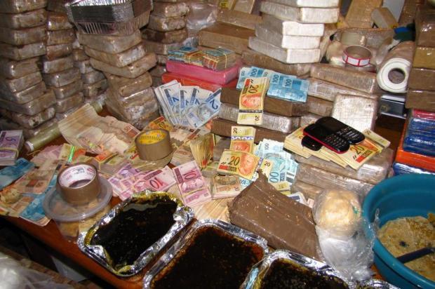 Cocaína apreendida em sítio de Candelária teria vindo da Bolívia Thiago Heinze/Especial