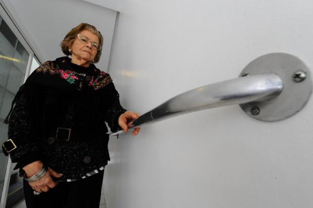 Mudança na rotina e na própria casa evita quedas e oferece segurança ao idoso Emílio Pedroso/Agencia RBS