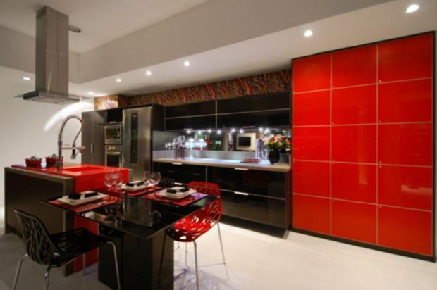 Confira como criar um espaço gourmet prático, funcional e de bom gosto em casa Bohn fotografias,Divulgação/Casa&Cia