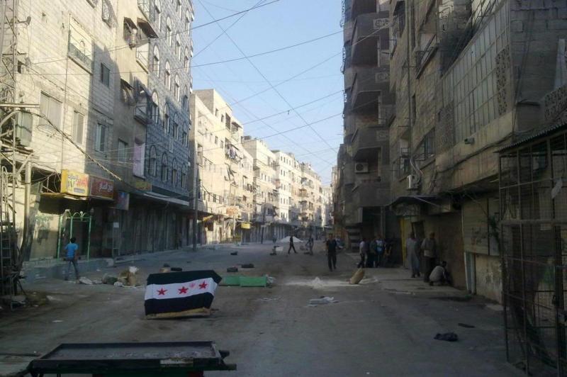 Bombardeios desde domingo são registrados na região de Damasco, na Síria, no conflito entre o exército e insurgentes:imagem 1