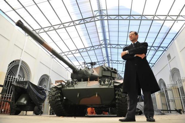Após reforma, Museu Militar será reaberto ao público em agosto Tadeu Vilani/Agencia RBS