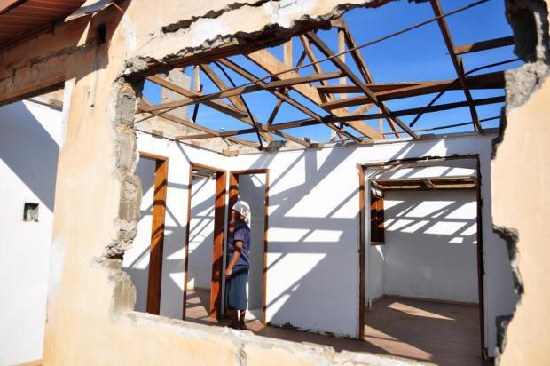 Jovem troca casa da avó pela pedra em Alvorada Lívia Stumpf/Especial