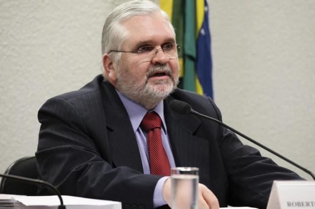 Personagem do dia no julgamento do mensalão: o procurador Roberto Gurgel Lia de Paula/Agência Senado/Divulgação