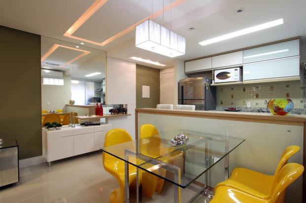 decoracao de ambientes pequenos e integrados : decoracao de ambientes pequenos e integrados:Eliminar divisórias e unir ambientes é boa alternativa para ampliar