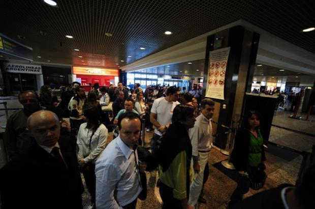Serviço: saiba como proceder durante a greve dos servidores federais em estradas e aeroportos Ronaldo Bernardi/Agencia RBS