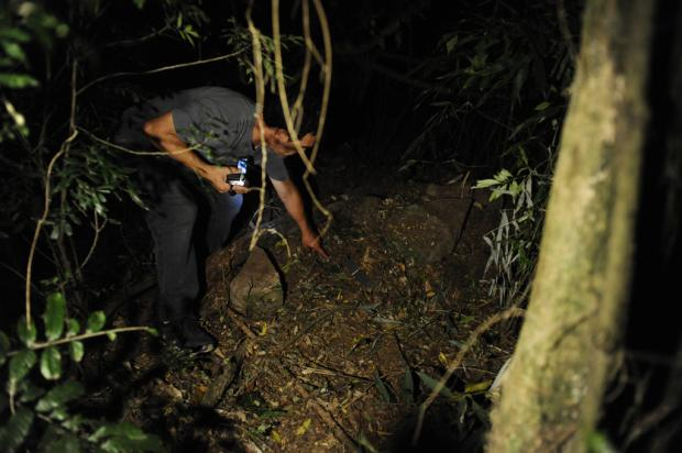 Polícia localiza corpo de jovem no interior de Caxias do Sul  Maicon Damasceno/