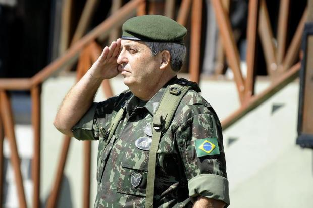 Assume novo chefe do Estado-Maior do Comando Militar do Sul Lívia Stumpf/Agencia RBS